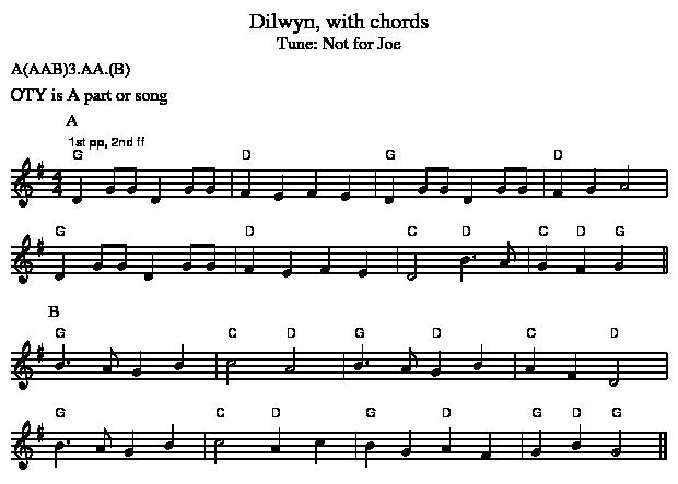 Dilwyn [Bassett Street Hounds]